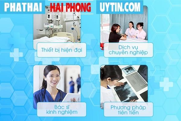Phòng Khám Hồng Phát - Địa chỉ phá thai bằng thuốc an toàn, tiết kiệm chi phí hàng đầu tại Hải Phòng