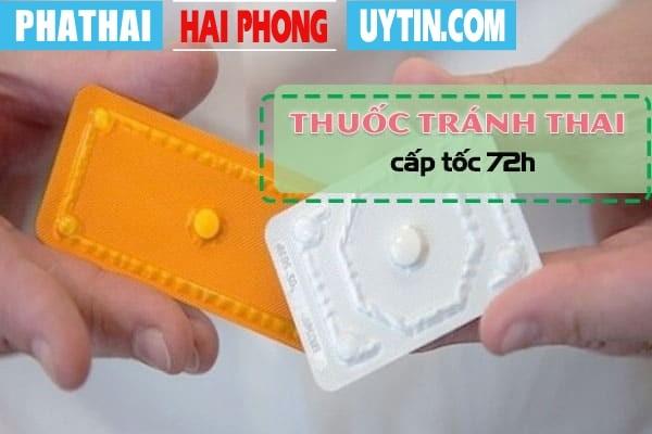 Khái quát về thuốc tránh thai cấp tốc 72h