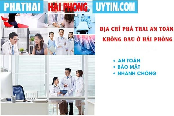 Phòng Khám Hồng Phát - Địa chỉ phá thai an toàn không đau ở Hải Phòng