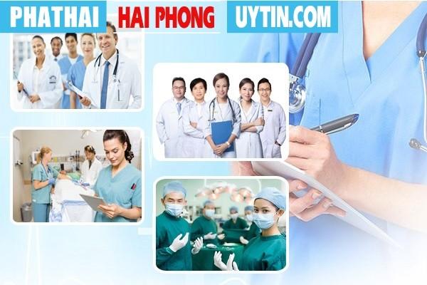 Tại Phòng Khám Hồng Phát có đội ngũ y bác sĩ chuyên khoa giỏi, giàu kinh nghiệm