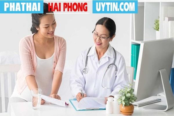 Trước khi thực hiện phá thai cần gặp bác sĩ chuyên khoa để được tư vấn