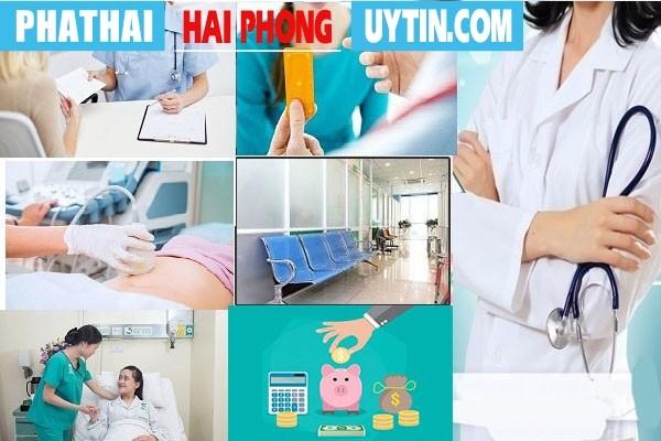 Phòng Khám Hồng Phát - Địa chỉ hút thai an toàn, uy tín, hiệu quả tại Hải Phòng