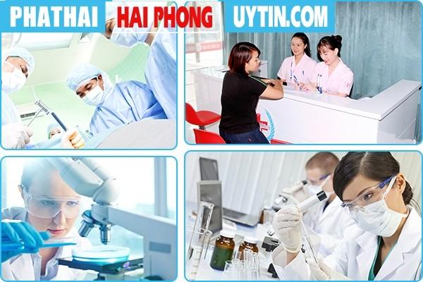 Phòng Khám Hồng Phát - Địa chỉ phá thai bằng thuốc an toàn, thành công cao