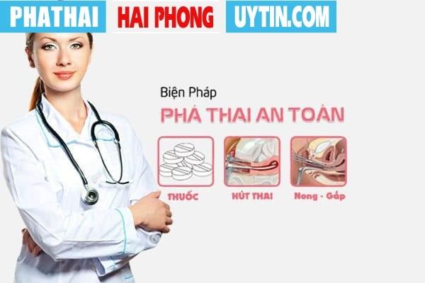 Các biện pháp phá thai tiên tiến đang áp dụng tại Hồng Phát