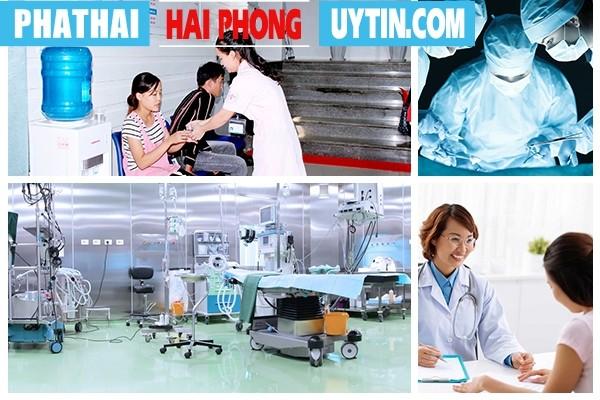Phòng Khám Đa Khoa Hồng Phát - Đơn vị thực hiện đình chỉ thai an toàn, hiệu quả