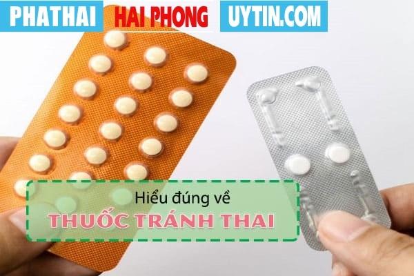 Tìm hiểu những thông tin về thuốc tránh thai